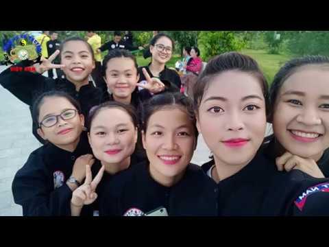 """Cuộc thi """"Nét đẹp võ cổ truyền Việt Nam"""" lần thứ II năm 2019"""