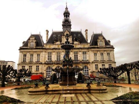 самый красивый вокзал в мире Haute-vienne Limousin Limoges Gare Benedictins