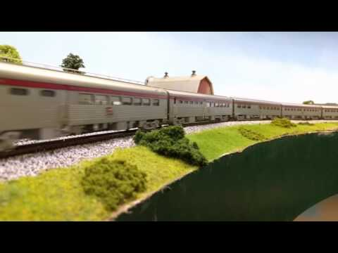 Southern Pacific Sunset Limited westbound