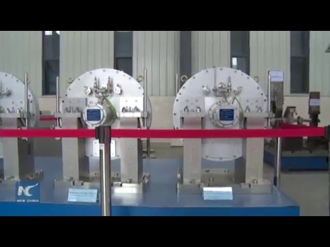 China exports nuclear fusion heating facility to France