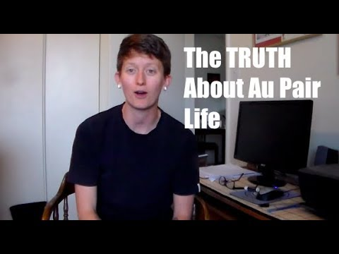 The TRUTH About Au Pair Life (It's Awful)
