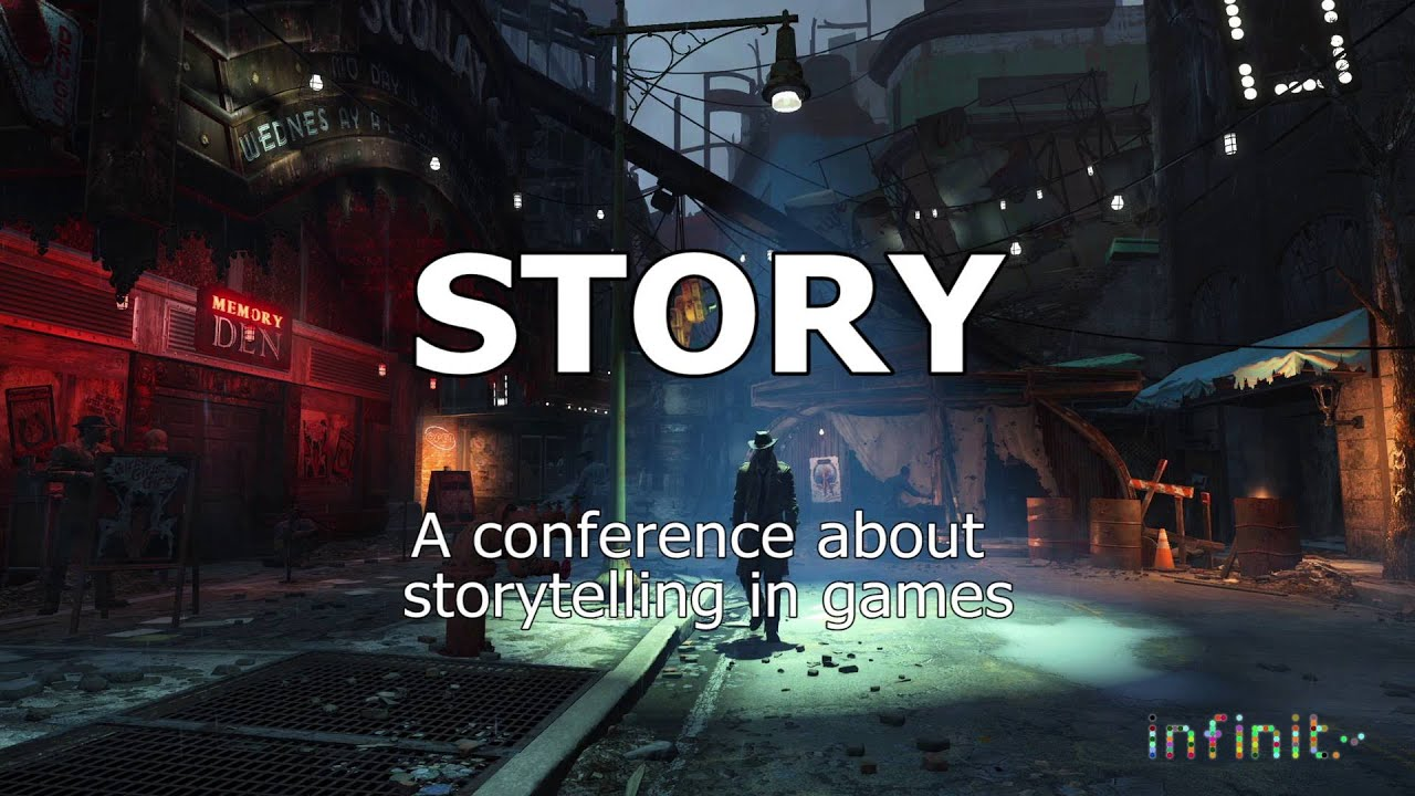 Download Talks from STORY: Emil Pagliarulo, writer and lead designer of Fallout 4 and Skyrim