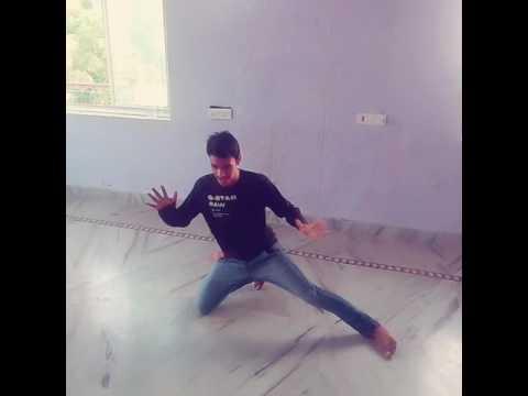 slow dance by sonu saini on sun sathiya song