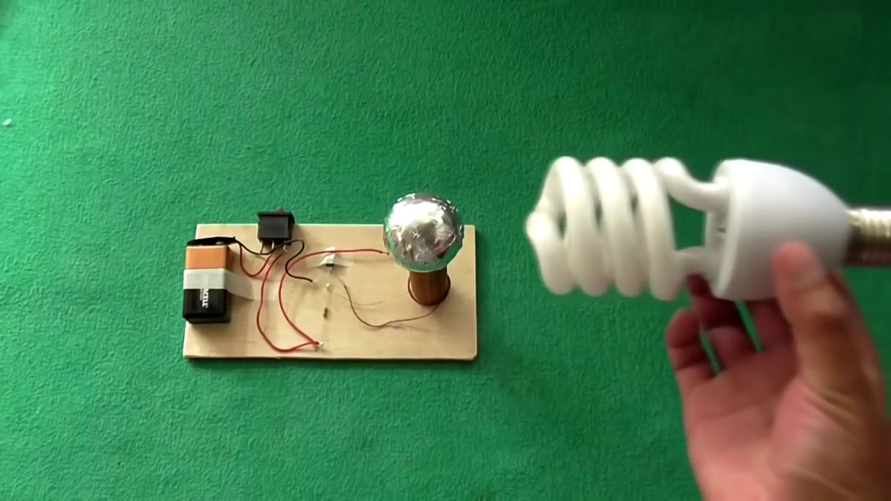 how to build a homemade tesla coil