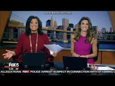 25 Days of News 2017: Day 1: WNYW Fox 5 News