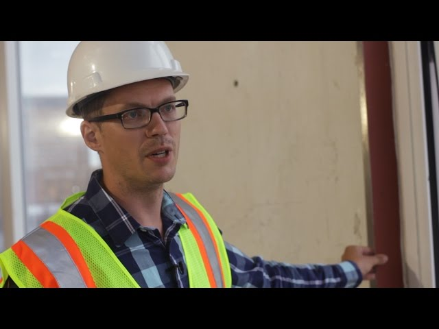 Building Science Corp talks about choosing R-Guard for 22 story 100 Pier 4 apartments