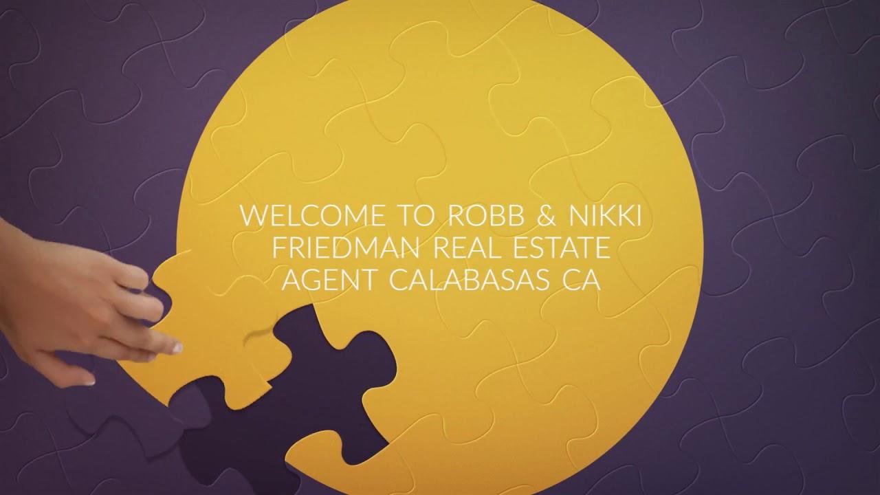 Robb & Nikki Friedman : Realtors in Calabasas CA