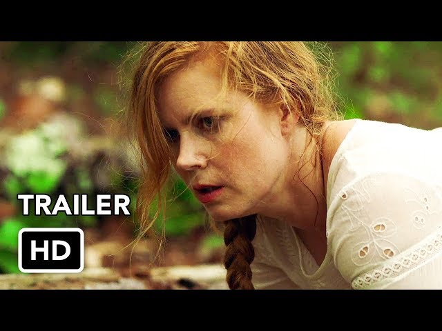 Sharp Objects (HBO) Teaser Trailer HD - Amy Adams thriller series
