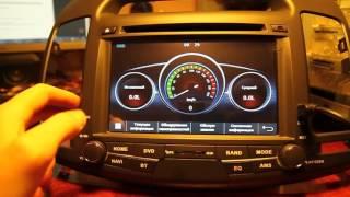 Обзор магнитолы от Witson для Hyundai Elantra 2007-2010 (W2-D9556Y)