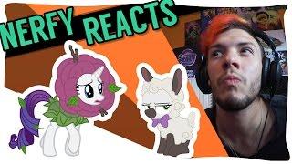 Nerfy Reacts || MLP:FiM S7 E6 [ Forever Filly ] ~ Blind Reacti…