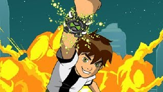 BEN 10 SPEEDY RUNNER Level 1-4 Walkthrough