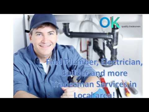 OIK - Quality Tradesmen Services, Plumber, Electrician, Carpenter, Mason, Painter in Lucknow India