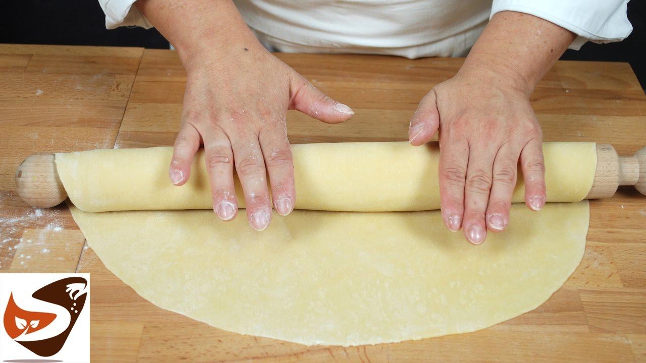 PASTA ALL'UOVO FATTA IN CASA - Tagliatelle, Lasagne, Tagliolini, Fettuccine – Primi piatti