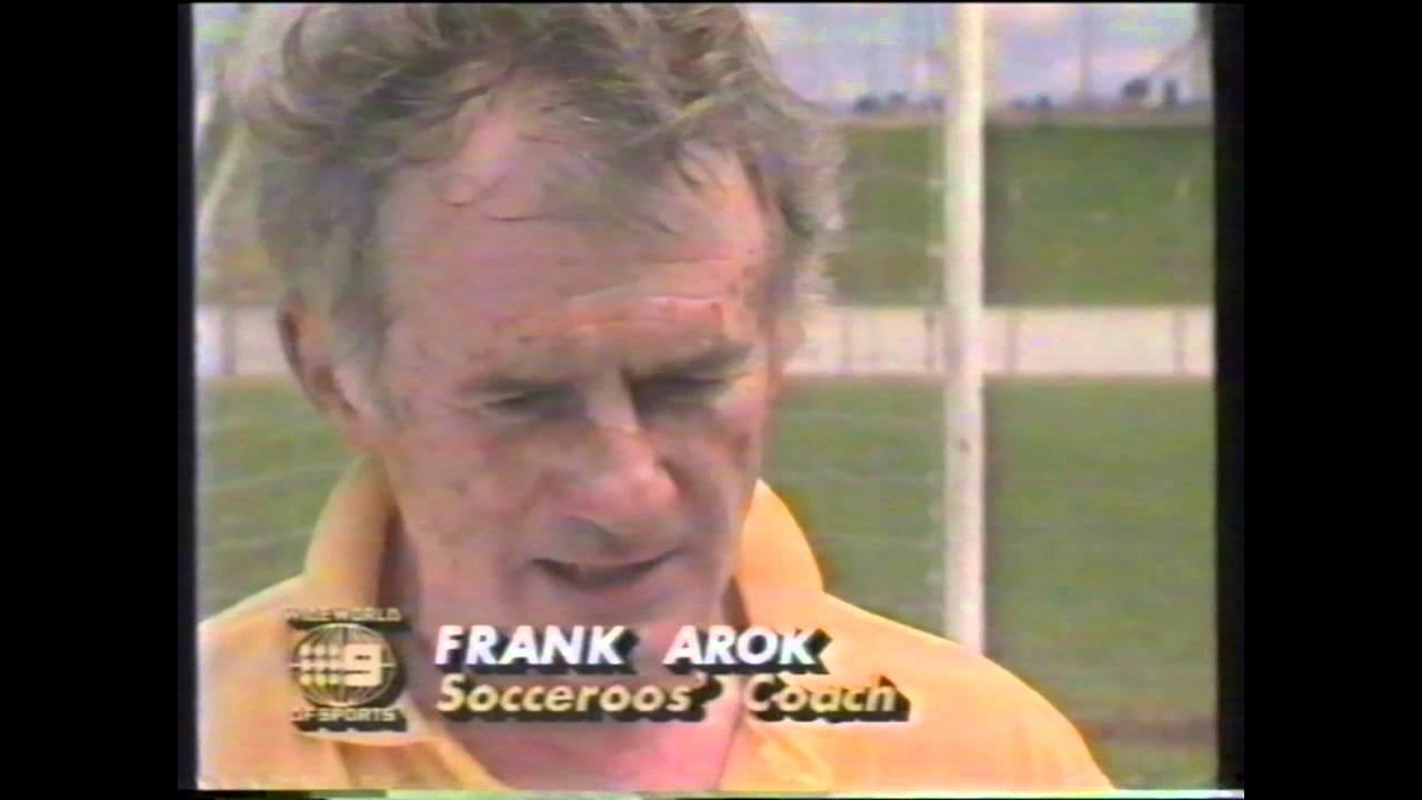 Socceroos, Frank Arok & Craig Johnston - 1989 - YouTube