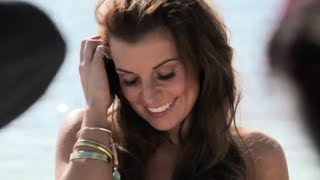 Coleen Rooney Swimwear Shoot in Miami