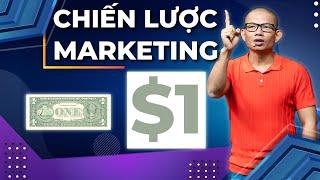 Chiến lược marketing $1 đã giúp tôi lọt top 5 thế giới về Internet Marketing | Phạm Thành Long