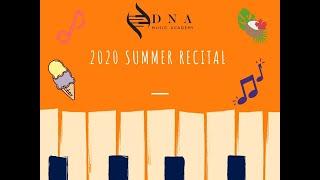DNA Music Academy 2020 Summer Recital