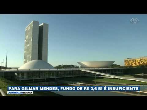Gilmar Mendes Diz Que Fundo Eleitoral é Insuficiente