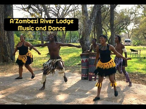 A'Zambezi River Lodge- Music and  Dance