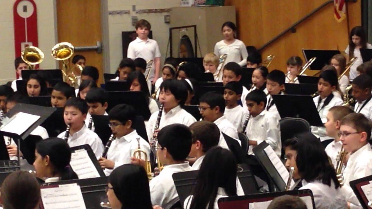 Aryan Clarinet Concert In Grade 6 Millstone River School on Feb6 ...