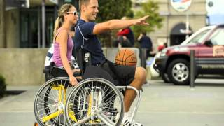 Halberg Disability Sport Foundation in the Community