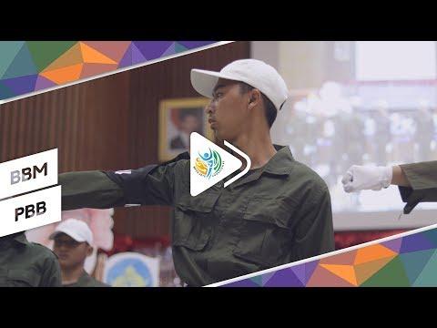 INAUGURASI MP2K 2018: BBM PBB
