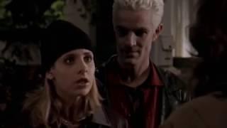 Баффи истребительница вампиров. Мать Баффи узнает кто ее дочь