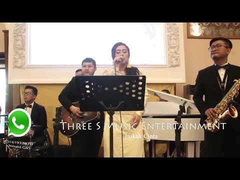 Inikah Cinta - ME Lagu Wedding Entertainment Jakarta - Masih Enak Di Dengar Untuk Resepsi Pernikahan