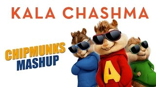 Kala Chashma  Baar Baar Dekho Mashup  Chipmunks Version  Badshah