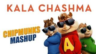 Kala Chashma | Baar Baar Dekho Mashup | Chipmunks Version | Badshah