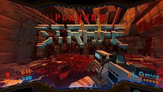 PlayNow: STRAFE   PC Gameplay (Roguelike FPS Hardcore Sci-fi Action Game)