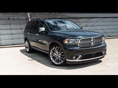 new 2016 dodge durango fuel economy suv 2016 dodge durango specs and review youtube. Black Bedroom Furniture Sets. Home Design Ideas
