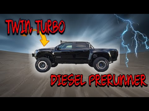 Find A  Chevrolet Colorado Diesel Build