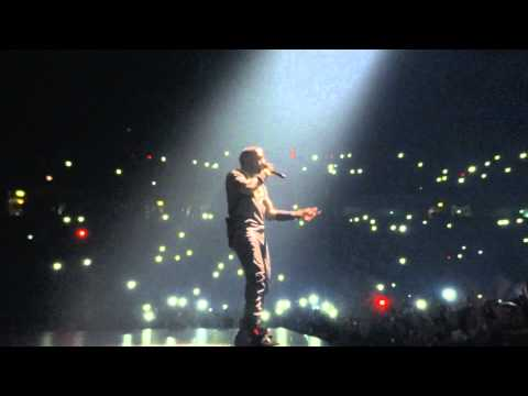 Jay Z & Kanye  HAM  Watch The Throne Tour  UK HD