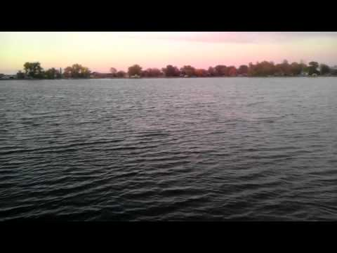 Lake Madison South Dakota Low Water Levels Walkers Point