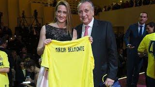 Gala Nacional Deporte: Mireia Belmonte