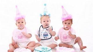 Первые шаги и первый юбилей! С первым Днем рождения, малыш!