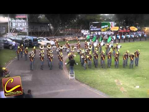 Coruña Drum & Bugle Corps Concurso Casa Instrumental El Salvador 2012