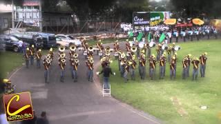 Corua Drum  Bugle Corps Concurso Casa Instrumental El Salvador 2012
