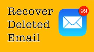 How to Recover Deleted Email Files in Apple Mail on Your Mac?