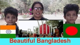 Beautiful Bangladesh Reaction by IndianTwins filmy||Bangladesh Tourism