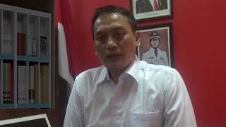 Wakil Ketua I DPRD Ucapan Selamat Adipura ke 10 Kab Indramayu