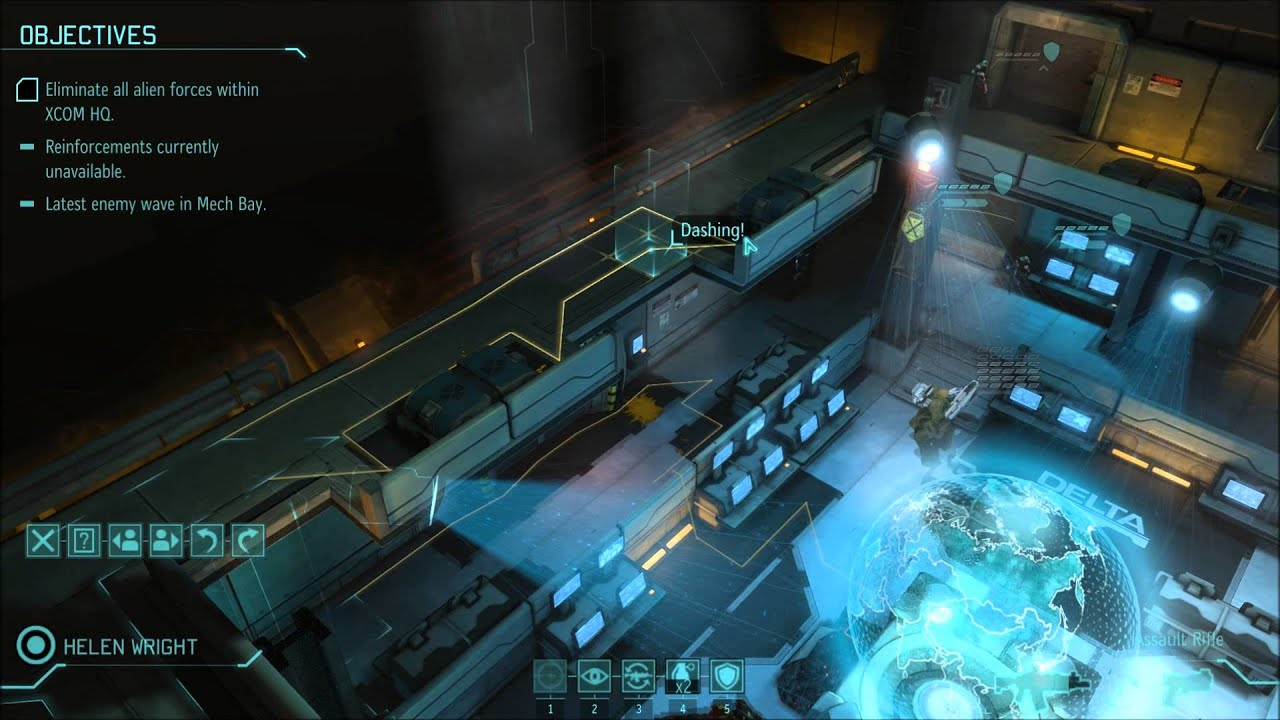 Xcom enemy within full base defence mission youtube for Portent xcom mission