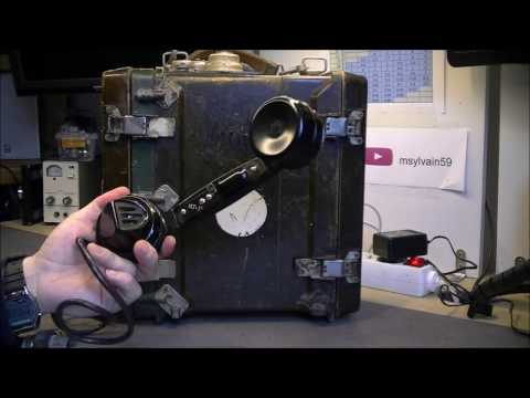 Soviet R-105M military radio teardown