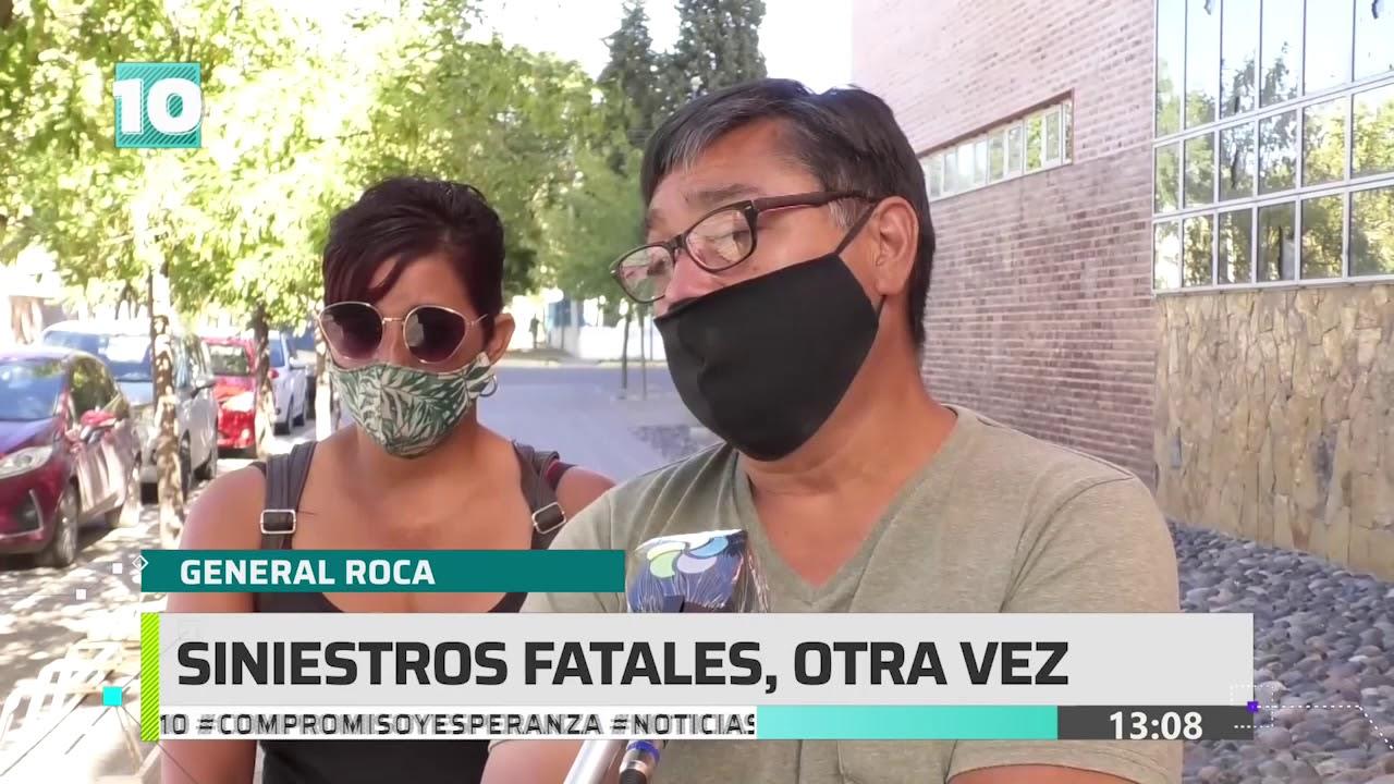 #Noticias10   Iba a su trabajo en moto y murió atropellada