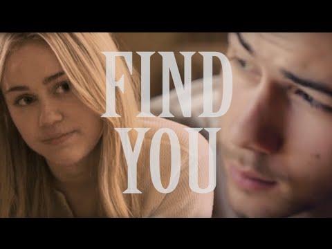nick jonas - find you (& miley)