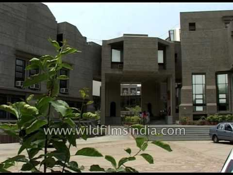NIFT - National Institute of Fashion Technology in New Delhi