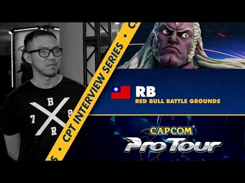 SFV: CPT Interview Series - RB (Red Bull Battle Grounds)
