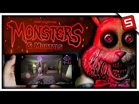 Dark Deception Chapter 4 Release Date Delay Explained Chapter 4 Vs Monsters Mortals Multiplayer Youtube