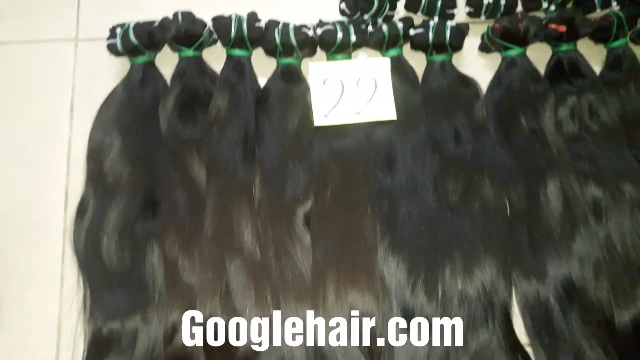 Virgin Hair Extensions From Vietnamese Hair With Supper Double Drawn